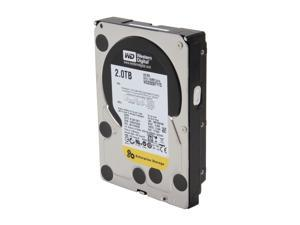 "WD RE4 WD2003FYYS 2TB 7200 RPM 64MB Cache SATA 3.0Gb/s 3.5"" Internal Hard Drive Bare Drive"