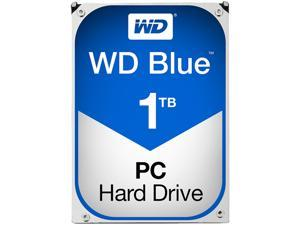 "WD Blue WD10EZEX 1TB 7200 RPM 64MB Cache SATA 6.0Gb/s 3.5"" Internal Hard Drive Bare Drive"