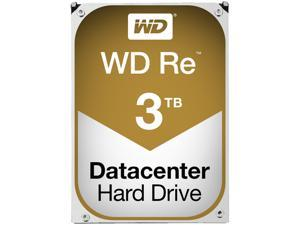 WD Re 3TB Datacenter Capacity Hard Disk Drive - 7200 RPM Class SAS 6Gb/s 32MB Cache 3.5 inch WD3001FYYG