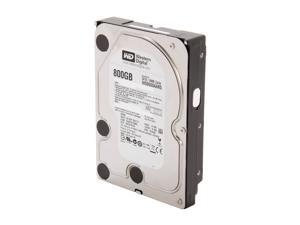 "WD WD8000AARS-FR 800GB 5400 RPM 64MB Cache SATA 3.0Gb/s 3.5"" Internal Hard Drive"