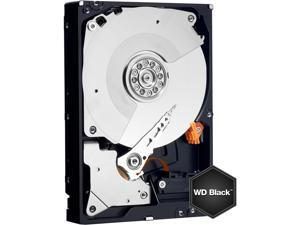 WD Black 3TB Performance Desktop Hard Disk Drive - 7200 RPM SATA 6 Gb/s 64MB Cache 3.5 Inch - WD3001FAEX