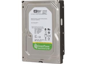 "Western Digital WD AV-GP WD10EURX 1TB IntelliPower 64MB Cache SATA 6.0Gb/s 3.5"" Internal Hard Drive -Manufacture Recertified"