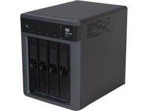 WD My Cloud EX4 16TB: 4-Bay Personal Cloud Storage WDBWWD0160KBK-NESN