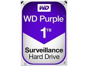 WD Purple 1TB Surveillance Hard Disk Drive - Intellipower SATA 6Gb/s 64MB Cache 3.5 Inch - WD10PURX