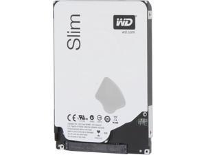 """WD Blue 1TB 5400 RPM 16MB Cache SATA 6.0Gb/s 2.5"""" Internal Notebook Hard Drive WD10SPCX"""