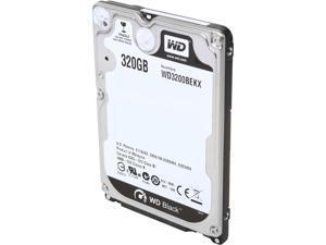 "WD BLACK SERIES WD3200BEKX 320GB 7200 RPM 16MB Cache SATA 6.0Gb/s 2.5"" Internal Notebook Hard Drive Bare Drive"