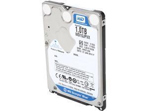 """WD Blue WD10JPVX 1TB 5400 RPM 8MB Cache SATA 6.0Gb/s 2.5"""" Internal Notebook Hard Drive Bare Drive"""