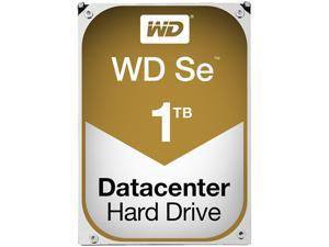 "WD Se WD1002F9YZ 1TB 7200 RPM 128MB Cache SATA 6.0Gb/s 3.5"" Enterprise Hard Drive"