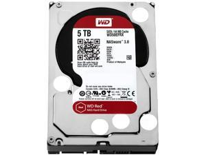 "WD  Red  WD50EFRX  5TB  IntelliPower  64MB  Cache SATA 6.0Gb/s  3.5""  NAS Hard Drive"