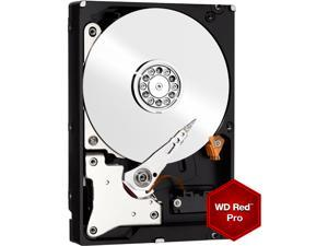WD Red Pro 2 TB NAS Hard Drive WD2001FFSX up to 16 bay: 3.5-inch SATA 6, 64MB Cache