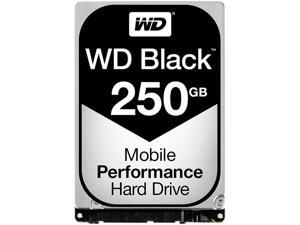 "WD Black WD2500LPLX 250GB 7200 RPM 32MB Cache SATA 6.0Gb/s 2.5"" Internal Hard Drive Bare Drive"