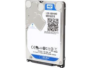WD Blue 1TB Mobile Hard Disk Drive - 5400 RPM SATA 6 Gb/s 64MB Cache 2.5 Inch - WD10J31X