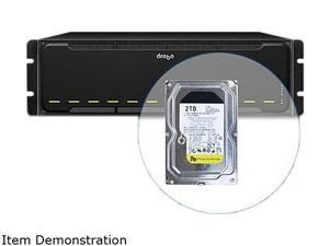 Drobo DR-B1200I-1A21-D09 Application-Optimized Storage for SMB IT