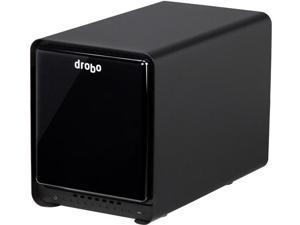 Drobo Network Attached Storage - 5 Bay Array with mSATA SSD Acceleration - Gigabit Ethernet port (DRDS4A21)