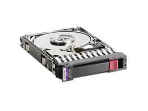"HP 581286-B21 600GB 10000 RPM RPM SAS 6Gb/s 2.5"" Internal Hard Drive"