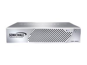 SONICWALL 01-SSC-9419 CDP 220 Network Storage Server with 8x5 Support