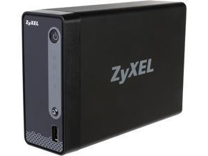 ZyXEL NSA310S 1-Bay Media Server