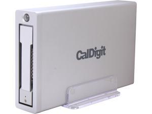"CalDigit AV Pro 3TB USB 3.0 / 2 x Firewire800 3.5"" External Hard Drive Silver"