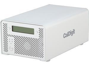 CalDigit VR2 4TB 1 x USB 3.0 / 2 x Firewire 800 / 1 x Firewire 400 / 1 x eSATA External Hard Drive Silver