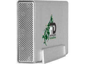 Fantom Drives GreenDrive3 1TB USB 3.0 Aluminum Desktop External Hard Drive GD1000U3