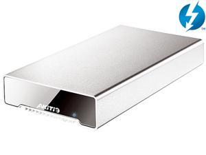 "AKiTiO Neutrino Thunderbolt Edition 1TB 2.5"" Thunderbolt Mac Storage Model AK-NEU-TIAS-AKT1H"