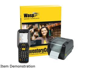 Wasp 633808929329 Inventory Control Standard + DT90 + WPL305