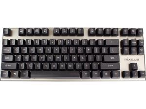 Nixeus MK-RD15 MODA v2 Mechanical Keyboard - Red Switch (Smooth Linear)