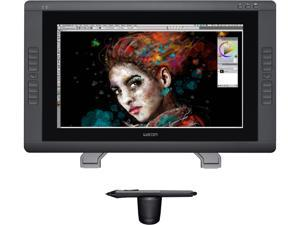 "Wacom Cintiq 22HD Touch (DTH2200) 18.9"" x 10.7"" Active Area Tablet"