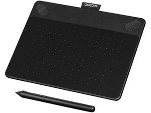 "Wacom Intuos Art (CTH490AK) 6.00"" x 3.70"" (152 x 95mm) Active Area USB Pen & Touch Small Tablet (Black)"