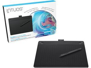 Wacom CTH690AK Intuos Art Pen & Touch Tablet - Bk