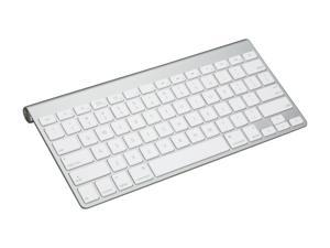 Apple White Bluetooth Wireless Mini  Keyboard Model MC184LL/A