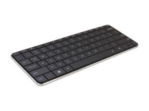 Microsoft PL2 Wedge Mobile Keyboard U6R-00001 Bluetooth Wireless Mini Keyboard