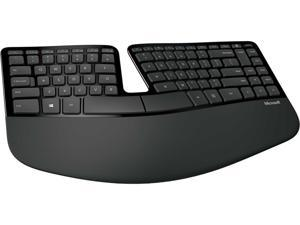 Microsoft Wireless Sculpt Ergonomic Keyboard