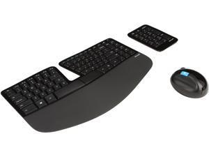 Microsoft Wireless Sculpt Ergonomic Desktop