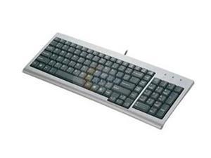 SolidTek KB-P5100SU USB Ultra Slim Keyboard