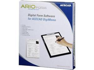 SolidTek DM-ARIOFORM DigiMemo Form Software