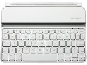 Logitech Ultrathin Keyboard Mini White Bluetooth Wireless Keyboard