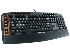 Refurbished: Logitech G710+ Mechanical Gaming Keyboard with Tactile High-Speed Whisper-Quiet Keys
