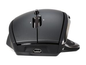 Logitech Wireless Performance Combo MX800 920-006237 Black USB RF Wireless Standard Keyboard and Mouse