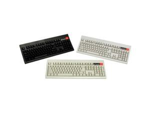 KeyTronic CLASSIC-P2 Black PS/2 Wired Standard Keyboard