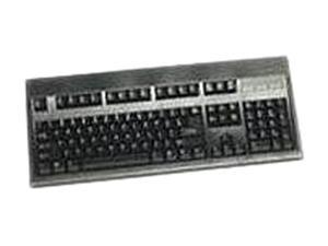 KeyTronic E03601P25PK Black PS/2 Standard Keyboard