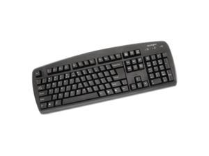 Kensington Comfort Type 64338B Black USB Wired Standard Keyboard