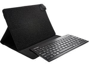Kensington K39519US Black Bluetooth Wireless Key Folio Pro w/ Removable Keyboard for Universal Tablets