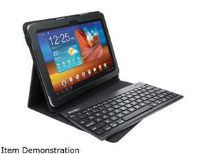 Kensington K39513US Black Bluetooth Wireless Key Folio Pro w/Removable Keyboard for Samsung Galaxy Tab