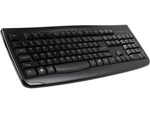 Kensington Pro Fit K72450US Black USB RF Wireless Standard Keyboard