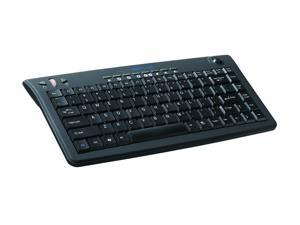 SMK-LINK VP6310 2.4GHz RF Wireless Rechargeable Media Keyboard