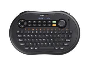 SMK-LINK VP6360 Black RF Wireless Keyboard
