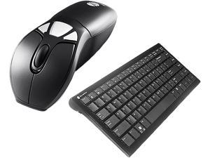 Gyration GYM1100CKNA 2.4GHz RF Air Mouse GO Plus w/MotionSense and Compact Keyboard Suite