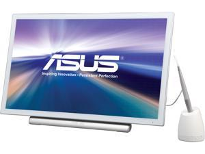 "ASUS PT201Q White 19.5"" USB Capacitive 19.5"" Touch Display w/t Pen Digitizer"