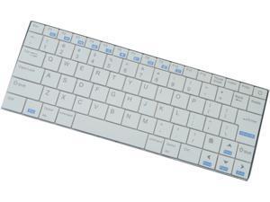 "inland iOS Apple 7"" Bluetooth Keyboard 71108 Bluetooth Wireless Mini Keyboard"